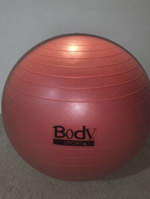 Exercise ball for Sale in Herndon, VA