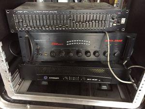 Audio equipment for Sale in Dallas, TX