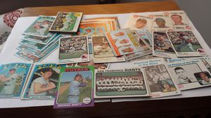 1970s Baseball Cards-450 Cnt for Sale in Glyndon, MD