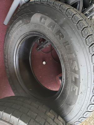 2 16 inch trailer tires for Sale in Santa Clarita, CA