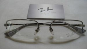 Ray Ban frame RX 8632 RX8632 1035 Titanium Gun - Blue for Sale in Miami, FL