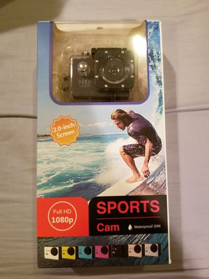 1080p HD Action Waterproof camera for Sale in NO POTOMAC, MD