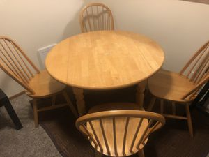 Dining set (4 chairs) for Sale in Seattle, WA