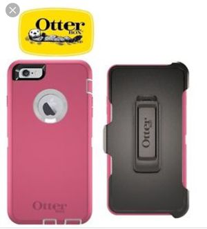 Otterbox Defender Rugged Protection iPhone 6s Plus case for Sale in Mount Rainier, MD