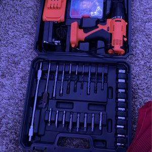 Cordless Drill for Sale in Las Vegas, NV