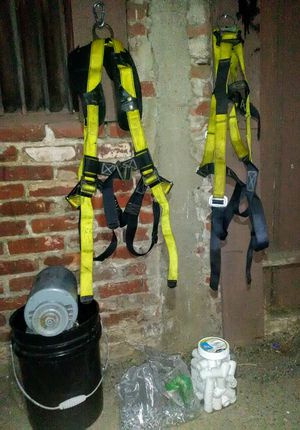 Lineman Harness/ Fall Protection Gear Package for Sale in Fresno, CA