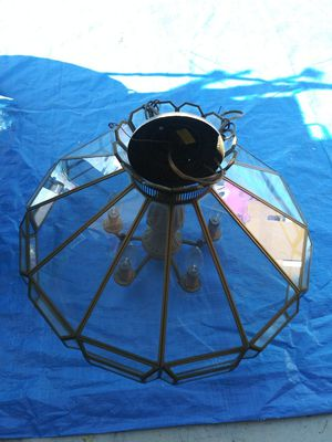 Beautiful light fixture for Sale in Victorville, CA