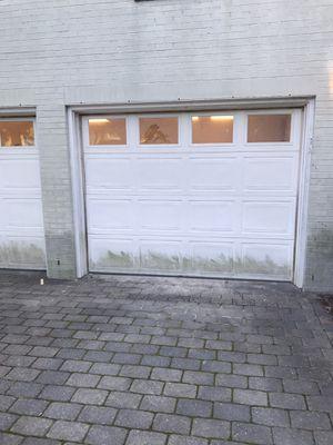 Two 9 foot garage doors and openers. for Sale in Virginia Beach, VA