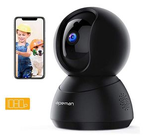[New Version] Brand new Apeman WiFi Camera 1080P Pet Camera Baby Monitor Works with Alexa Home IP Wireless Security Motion Detection 2-Way Audio for Sale in Alta Loma, CA