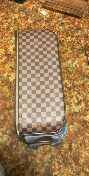 Louis Vuitton Luggage Bag ( Brown) for Sale in San Jose, CA