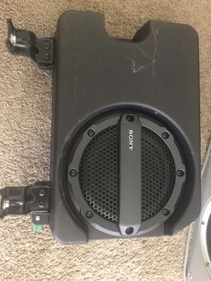 Ford Focus Sony Amplifier Audio Subwoofer for Sale in Indian Head, MD