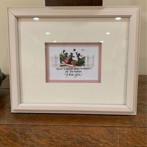 Framed Print Mother Of Three Girls for Sale in Bel Air, MD