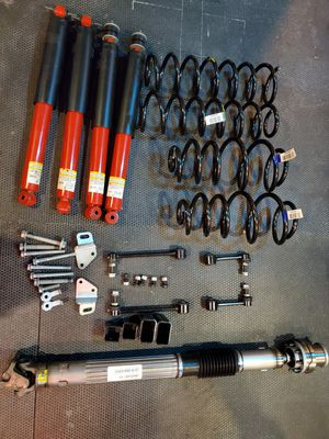 Jeep parts# lift# suspension for Sale in Philadelphia, PA