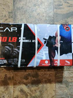 New 40lb Dumbbell Set 20lb Pairs for Sale in Tacoma,  WA
