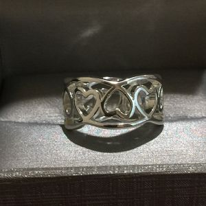 Sterling silver plated ring size 6&7 available for Sale in Silver Spring, MD