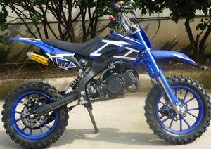 50cc Kid's 2 Stroke SYX Dirt Bikes for Sale in Peachtree Corners, GA