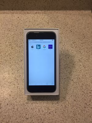 iPhone 6 16GB T-Mobile Metro or any T-Mobile Prepaid for Sale in Hacienda Heights, CA