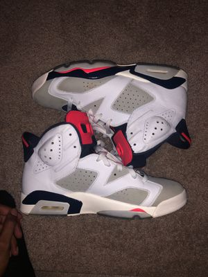 Shoes * Jordan 6 * size   9.5 condition   9/10 for Sale in Frederick, MD