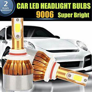 Led headlight bulb kit - hid conversion lights kit- ballast bulbs - any headlight bulb size - honda cbr to mazda cx3 miata to chevy Silverado luces for Sale in Phoenix, AZ