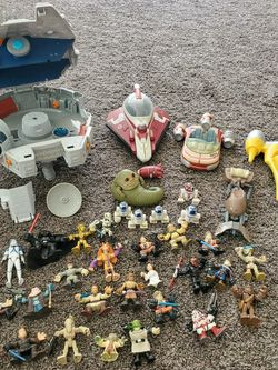 Star wars collection for Sale in Highland,  CA