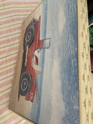 Man Cave painting Dune Buggy for Sale in Redlands, CA