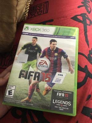 New fifa 15 for Xbox 360 game for Sale in Miami Beach, FL