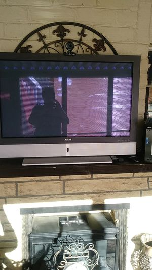 Computer and large monitor. for Sale in North Las Vegas, NV