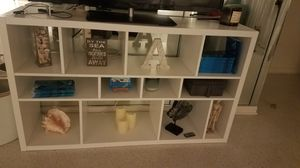 TV stand shelve table for Sale in Boca Raton, FL