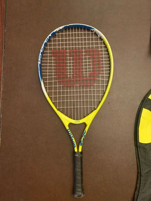 Tennis racket for 6-7 kids for Sale in Sunny Isles Beach, FL