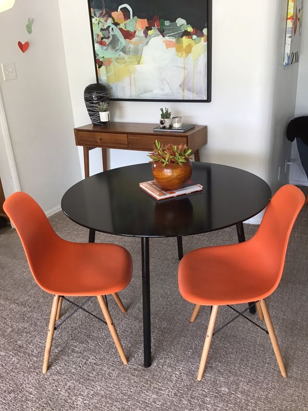 Mid Century Modern, Chairs ONLY (3 chairs left available).