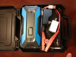 New Battery Jumpstarter 1200 amps jump starter 1200 amps !!! for Sale in Miami, FL