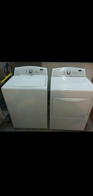 Kenmore H.E. Washer and Dryer for Sale in Tacoma, WA