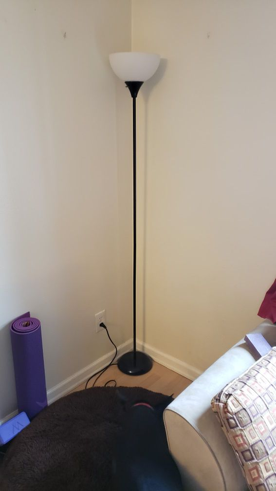 Well, a lamp.