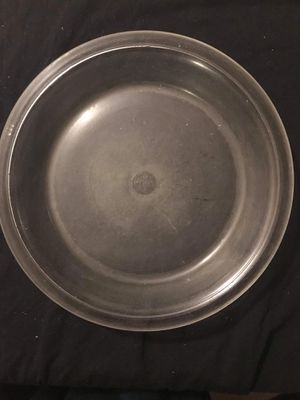 Pyrex original antique May27 1919 9 in pie plate for Sale in Jacksboro, TN