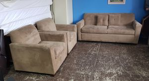 Sofa + 2 chairs for Sale in Norcross, GA