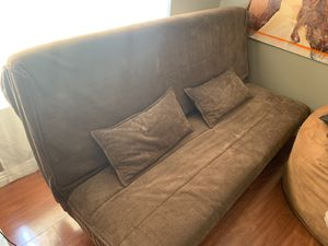 IKEA Futon w/Storage Underneath, Removable Cover for Sale in Las Vegas, NV