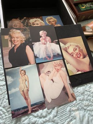Colored pictures of Marlyn Monroe - 5x7 for Sale in San Clemente, CA