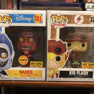 Funko Pops! Chase/Con for Sale in Severn, MD