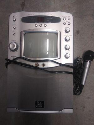 Karaoke machine for Sale in Salt Lake City, UT