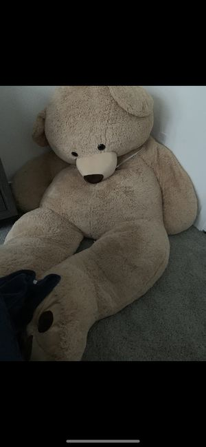 Life size teddy bear (moving out sale) for Sale in Henderson, NV