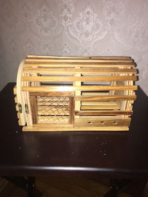 Decorative table lobster trap for Sale in North Providence, RI