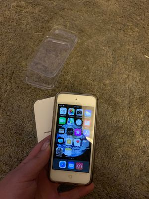 iPod touch 5th gen for Sale in Fort Lauderdale, FL