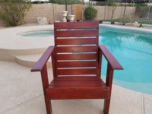 Adirondack Chairs and Other Outdoor Furniture for Sale in Phoenix, AZ