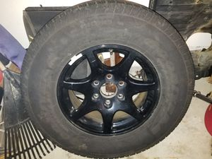 2014 up Chevy Silverado spare rim for Sale in Cleveland, OH