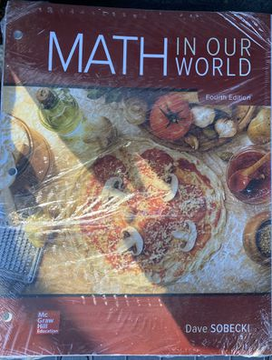 Math in our World for Sale in Irvine, CA