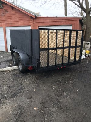 Trailer 6 by 12 for Sale in Shelton, CT