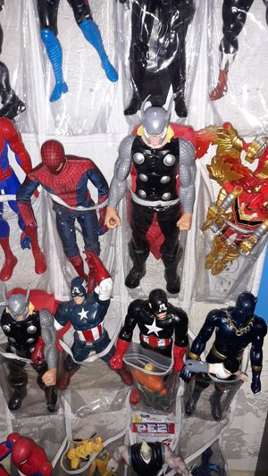 Action figures for sale for Sale in Carmichael, CA