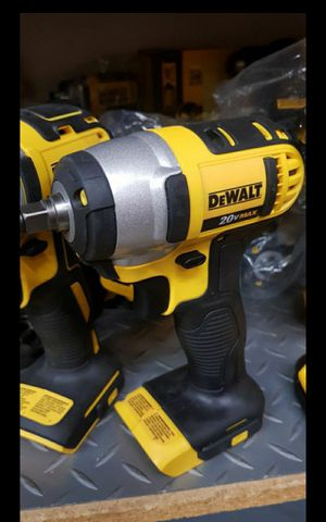 DEWALT 20V MAX CORDLESS 3/8 IMPACT WRENCH TOOL ONLY BRAND NEW for Sale in San Bernardino, CA