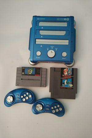 Retro 3 game console for Sale in Miami, FL