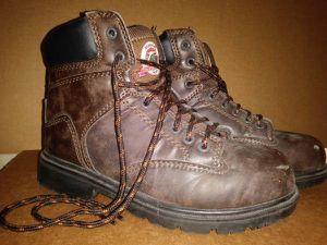 Steel toed work boots size 5 1/2 for Sale in Alafaya, FL